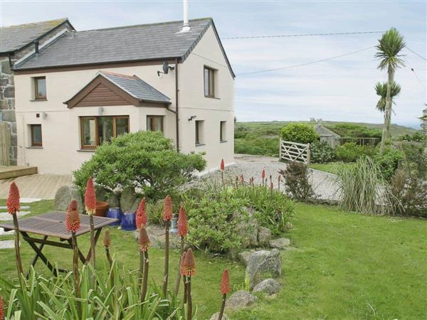 Stanhope Cottage in Cornwall