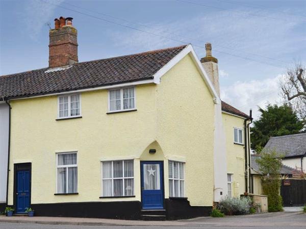Star Cottage in Suffolk