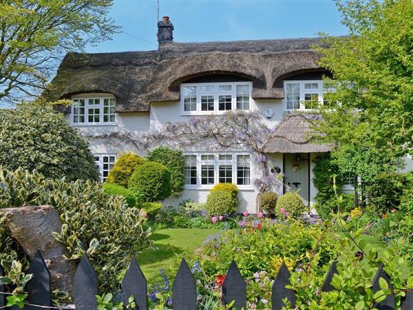 Starboard Cottage in Norfolk