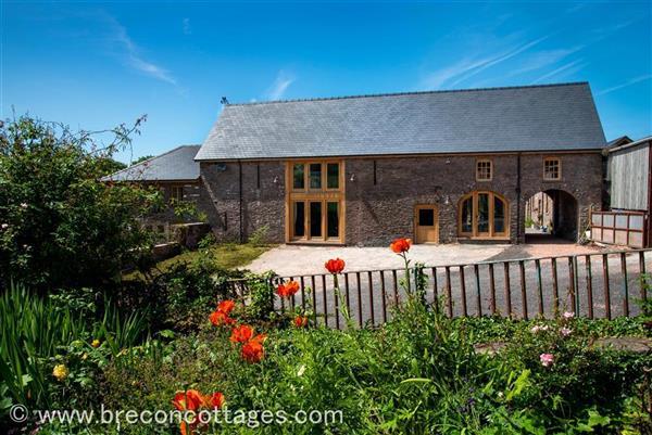 Stargazers Barn in Bwlch, Powys