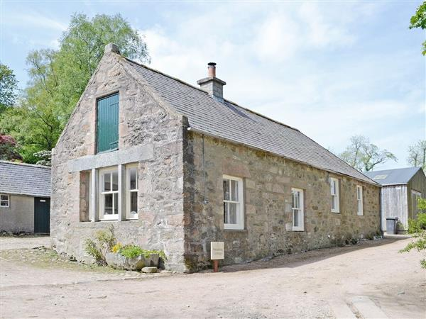 Steading Cottage in Aberdeenshire