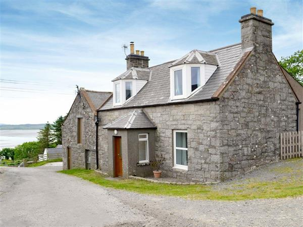 Steading Cottage in Wigtownshire