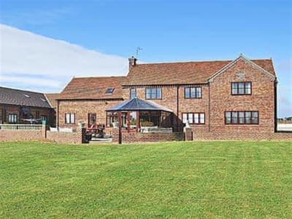 Stenson Hill Farm in Derbyshire