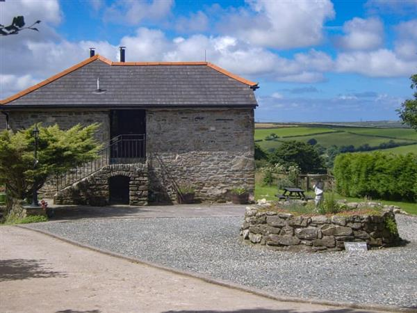 Steppes Farm - Owl Cottage in Cornwall
