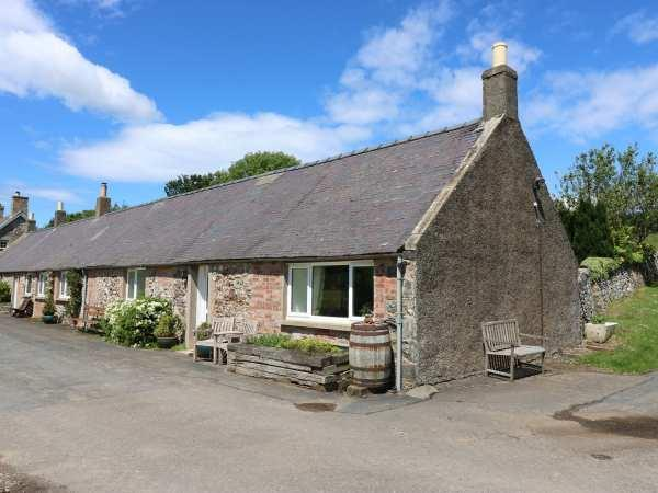 Stewards Cottage in Berwickshire