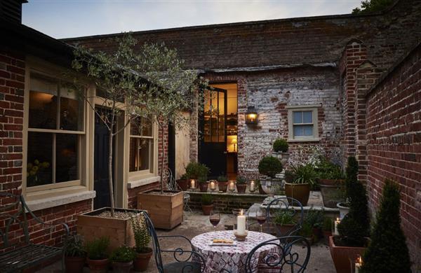 Stewards House in Wolterton, Norfolk
