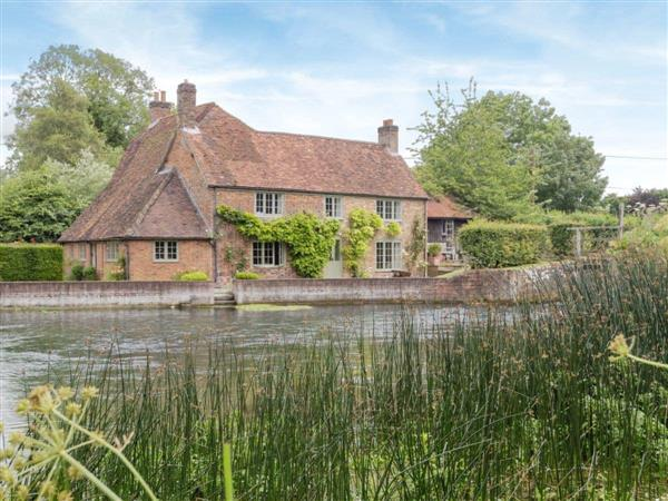 Stitchcombe Mill in Wiltshire