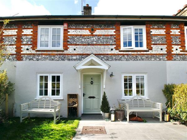 Stockbridge Cottage in Hampshire