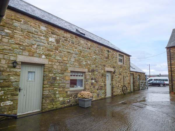Stone Acre Barn in Northumberland