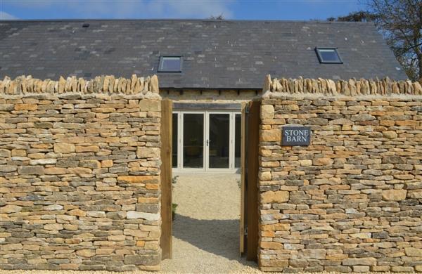 Stone Barn, Upper Swell
