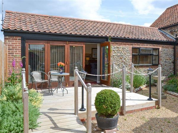 Stone House Farm - Courtyard Barn in Norfolk