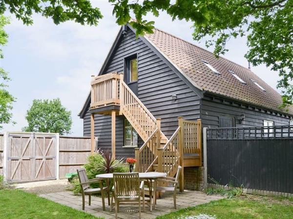 Stone House Farm - Oak View Lodge in Lessingham, near Stalham, Norfolk