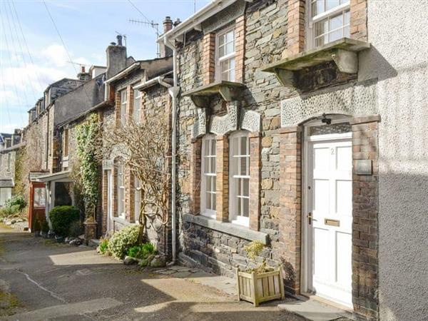 Stone Ledges in Cumbria