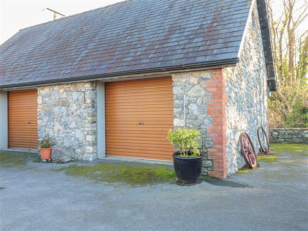 Stone Lodge from Sykes Holiday Cottages