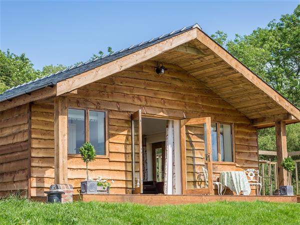 Stoney-Brook Lodge in Shropshire