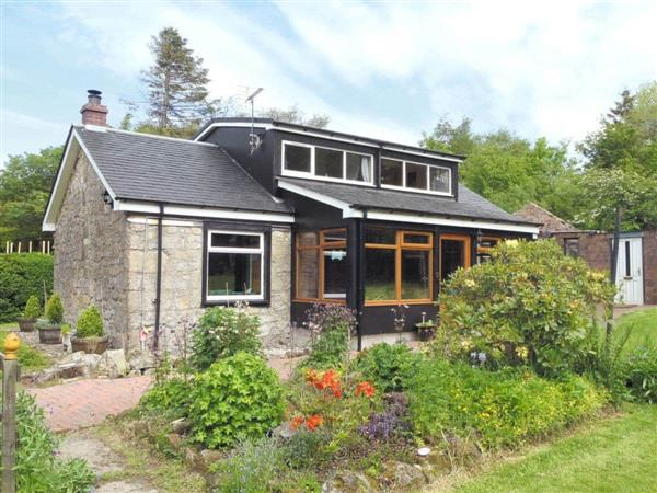 Stonylea Cottage in Lanarkshire