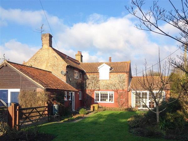 Storm Cottage in Norfolk