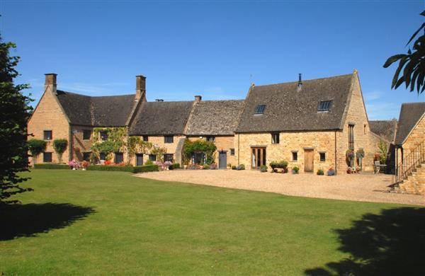 Stourton Manor in Warwickshire