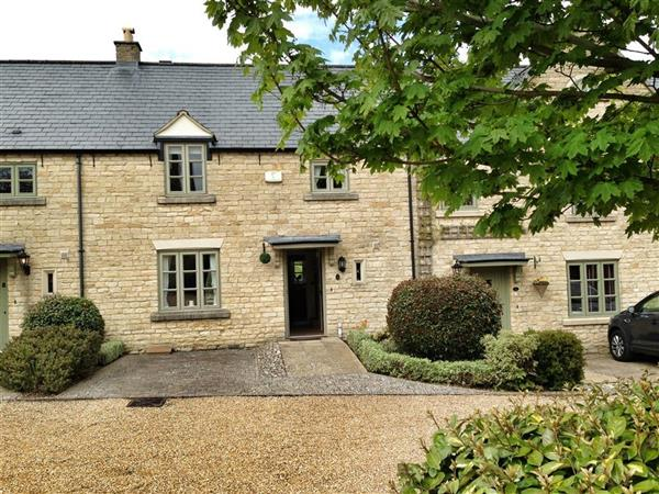 Stow Cottage in Gloucestershire