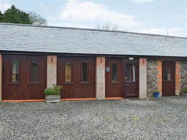 Stowford Lodge Holiday Cottages - Halcyon Cottage in Devon