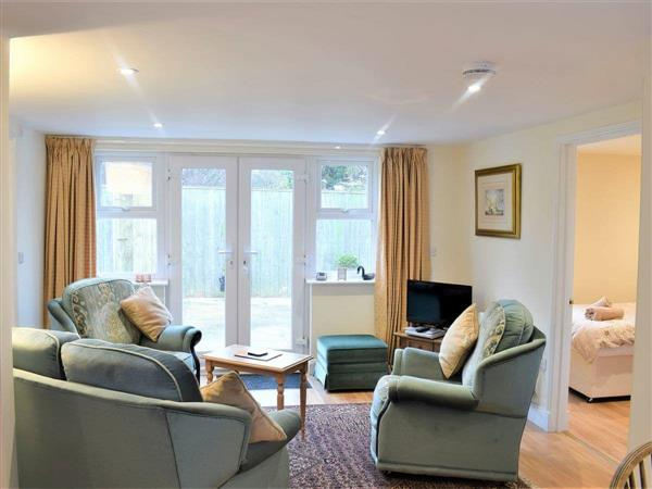 Strand Cottage in Northumberland