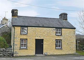 Strata Florida Cottage in Dyfed