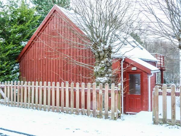 Strathavon Chalet in Inverness-Shire