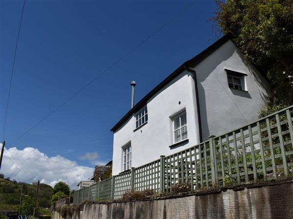 Strawberry Cottage, Combe Martin, Devon