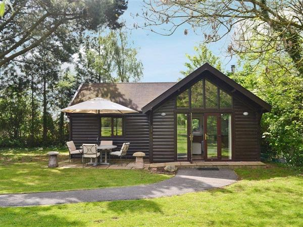 Strawberry Lodge in Somerset