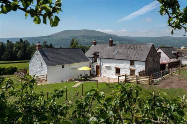 Sugar Loaf Farmhouse in Gwent