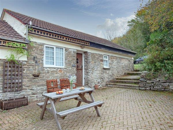 Summercourt Cottages - Byre in Cornwall