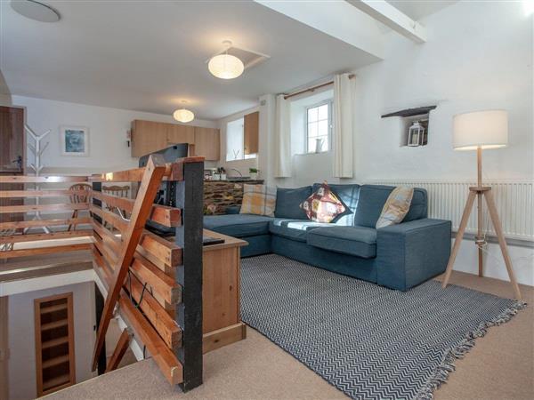 Summercourt Cottages - Hayloft in Cornwall