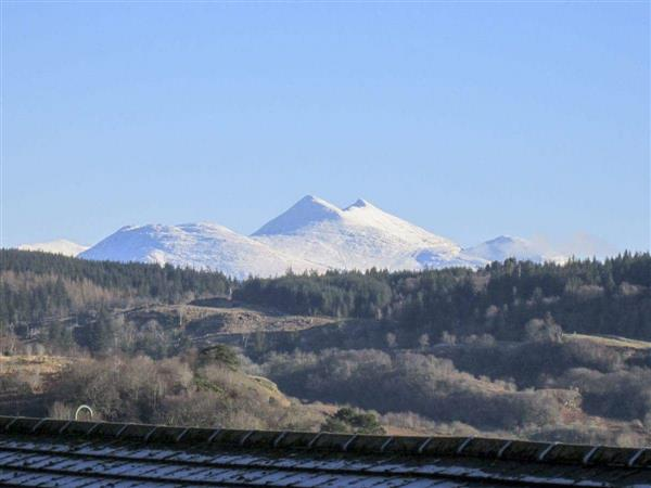 Summit in Argyll