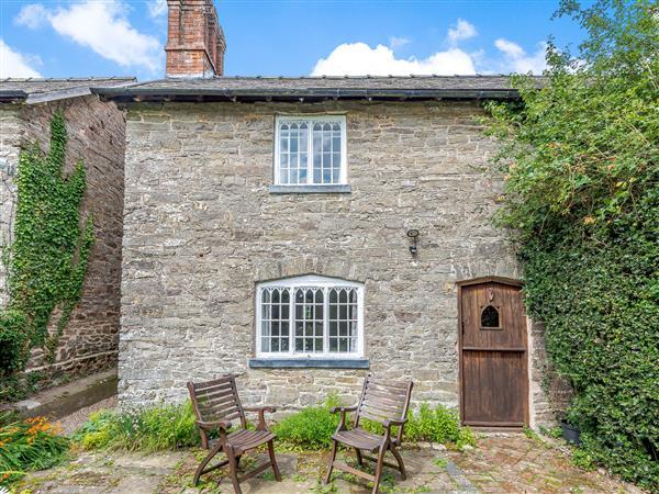 Sun Cottage in Shropshire