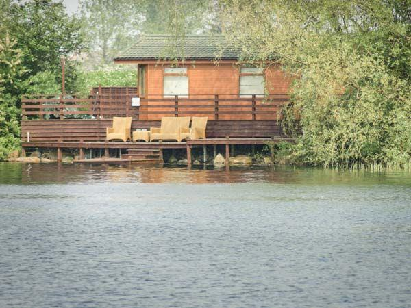 Sundeck Lodge in Lincolnshire