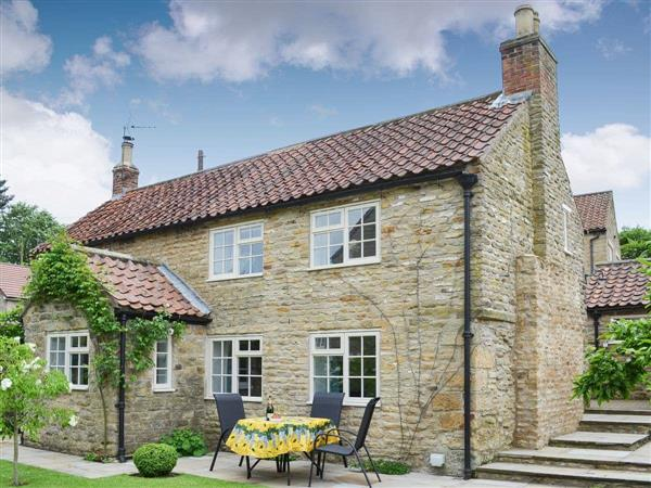Sunny Cottage in North Yorkshire