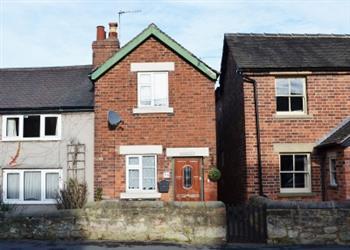 Sunnydale Cottage in Derbyshire