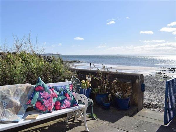 Sunnyside Beach in Fife