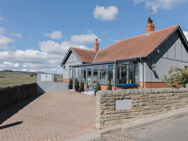 Sunnyside Cottage in Northumberland