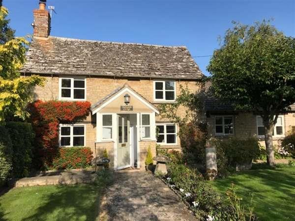 Sunnyside Cottage in Oxfordshire