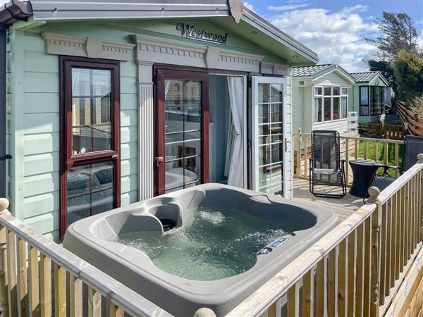Sunnyside Lodge in Wigtownshire