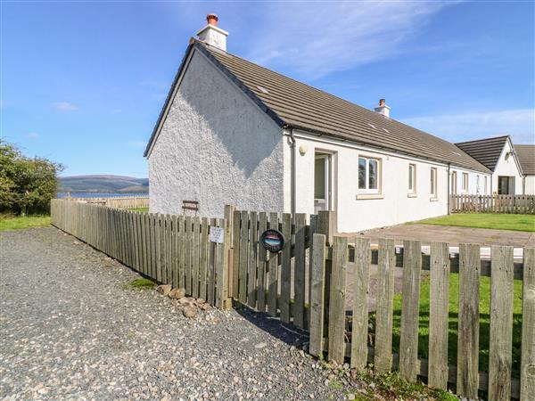 Sunset Cottage in Isle Of Mull