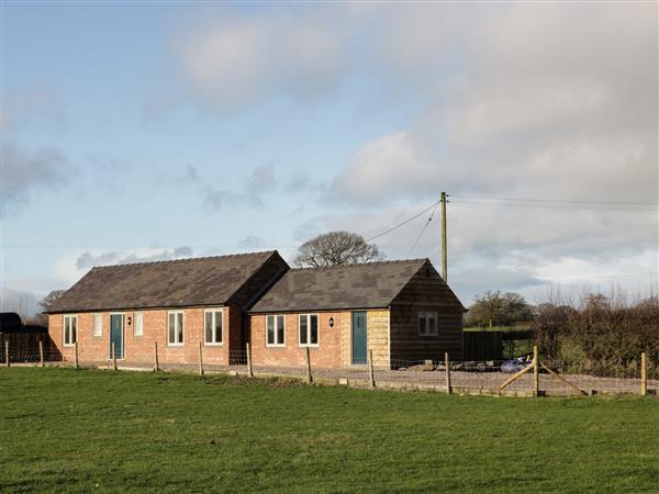 Swallow Barn in Shropshire