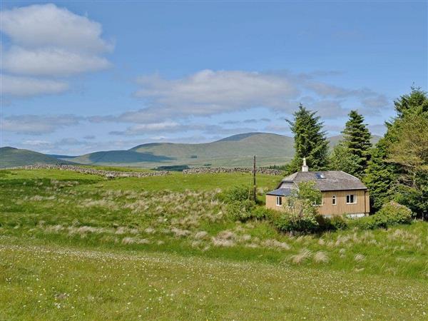 Swallow Lodge in Kirkcudbrightshire