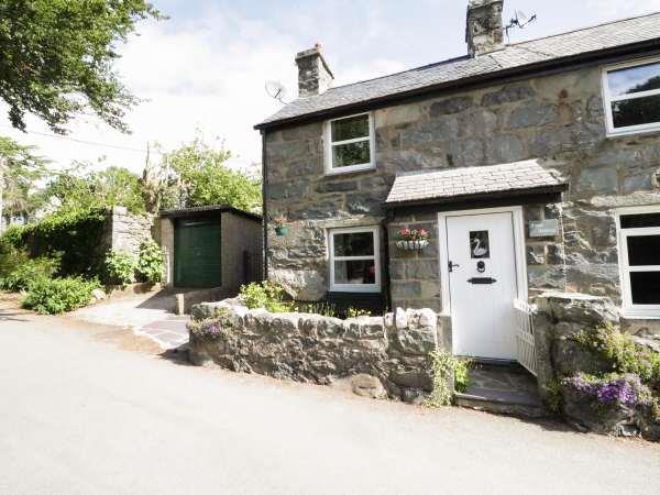 Swan Cottage in Gwynedd