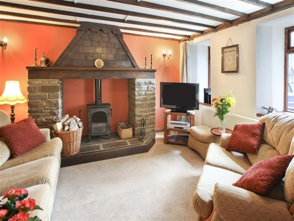 Swansea Valley Holiday Cottages - Hafod Y Wennol from Cottages 4 You