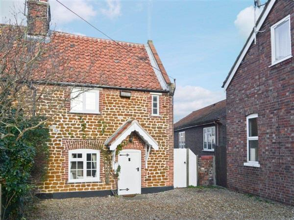 Sweet Pea Cottage in Norfolk