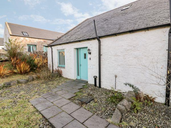 Sweetheart Cottage in Kirkcudbrightshire