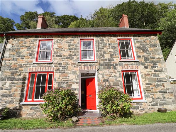 Sycamore House, Pontfaen near Fishguard