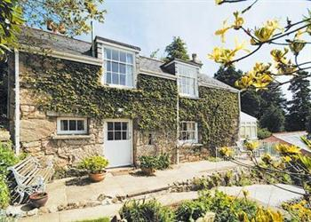 Tabb's Cottage in Cornwall